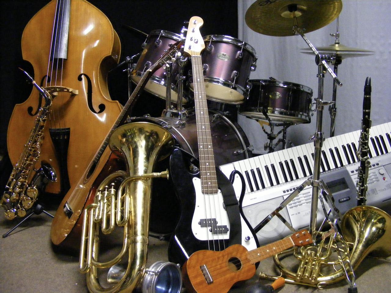 Instrumentenkarussell