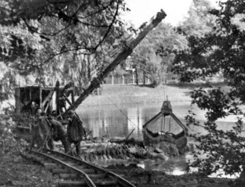 1962 Entstehung der Parkbühne Eutritzsch